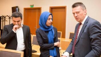 Iranersaken i retten