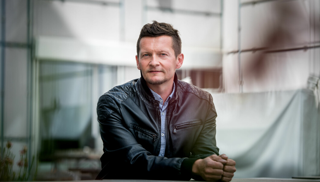 Direktør i NOKUT  Terje Mørland Foto: Skjalg Bøhmer Vold