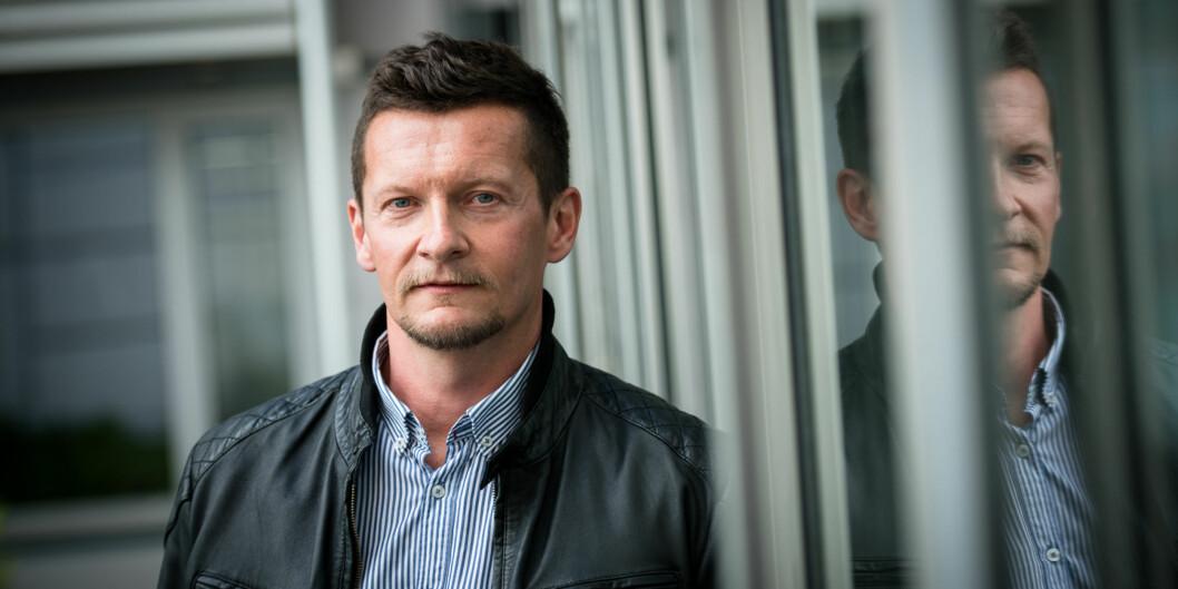Direktør i NOKUT Terje Mørland. Foto: Skjalg Bøhmer Vold