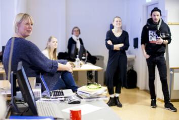 Anne Hege Simonsen. Foto: Wanda Nathalie Nordstrøm