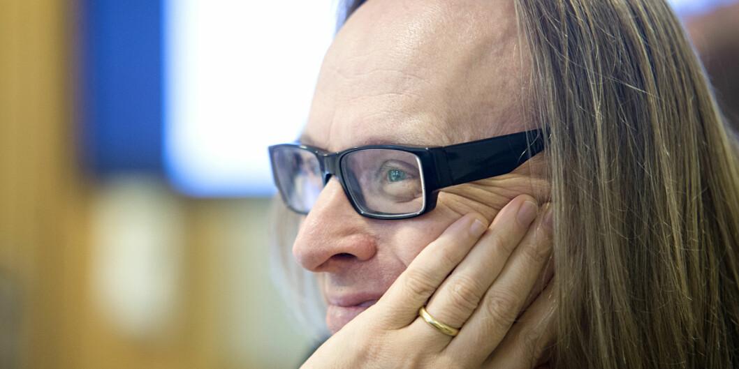 Forskningsdirektør Morten Irgens