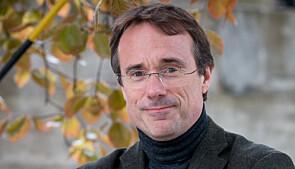 Rektor i Volda Johann Roppen. Foto: Skjalg Bøhmer Vold