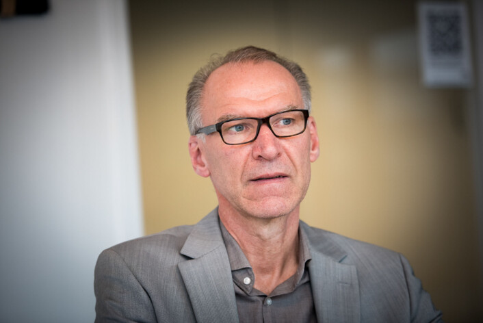 HR-direktør Geir Haugstveit. Foto: Skjalg Bøhmer Vold