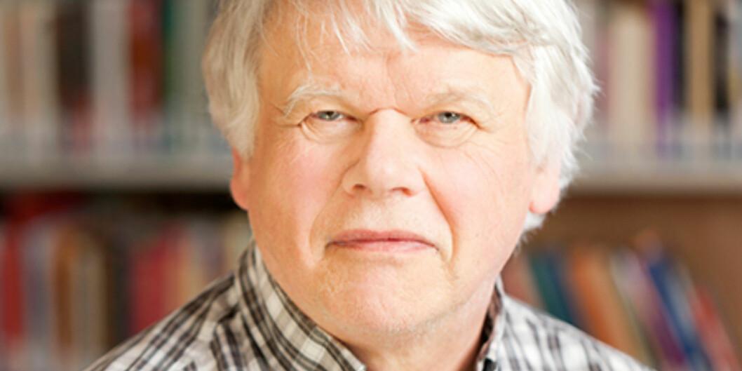 """Lars Gulbrandsen har over flere år fulgt utviklingen av bemanningssituasjonen i norske barnehager, ved hjelp av registerdata fra <span class=""""caps"""">SSB</span>."""
