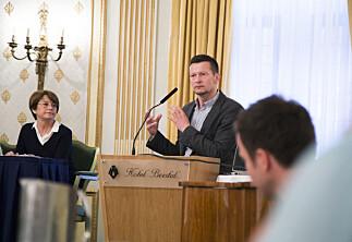 Mørland vil ikke ha relevanspoliti