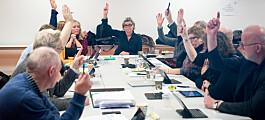 Ett fakultet tok storeslem i styrevalg