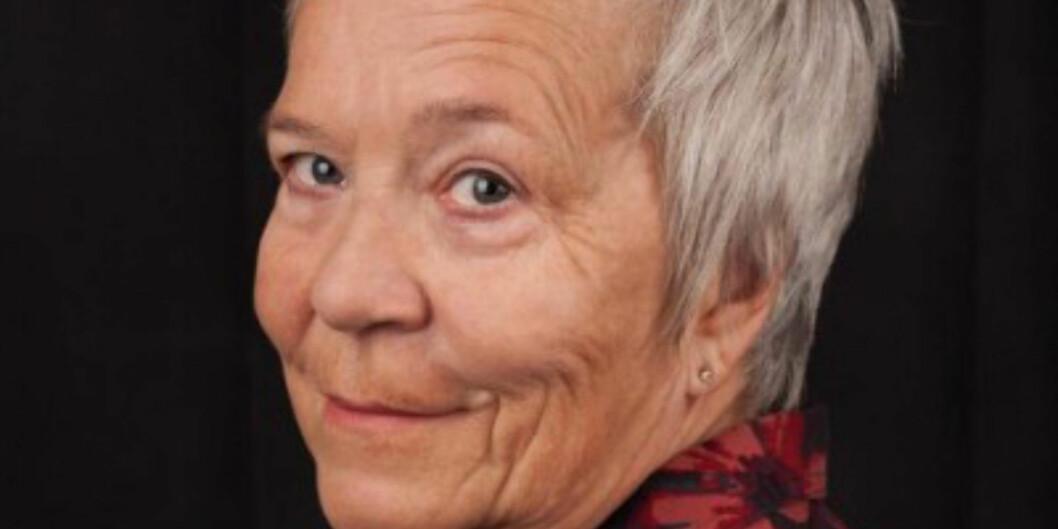Professor Kathrine Skretting er ansatt som ny rektor på Høgskolen i Lillehammer. Foto:HiL