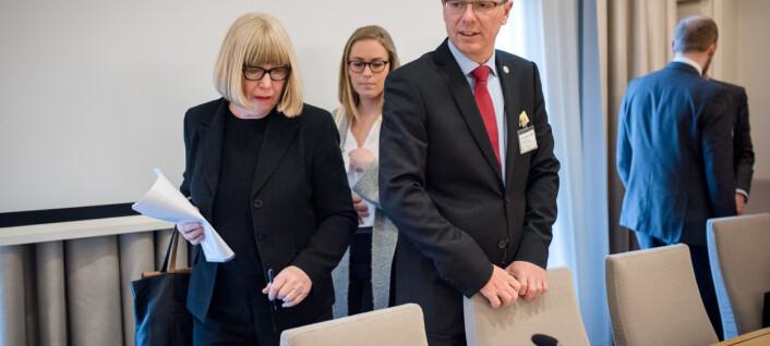 UiB-rektor Olsen vil ha slutt på uetterrettelighet ved uenighet