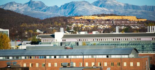 Fagforeningene ble fratatt forhandlingsrett om lønn ved Universitetet i Tromsø