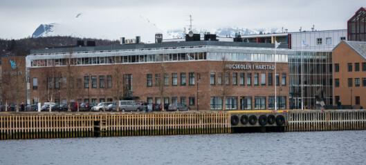 UiT kjøper bygg i Harstad