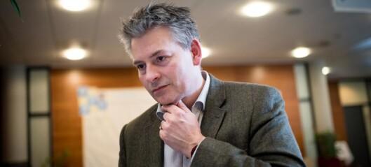 Statssekretær Haugstad irritert på budsjettkritikk