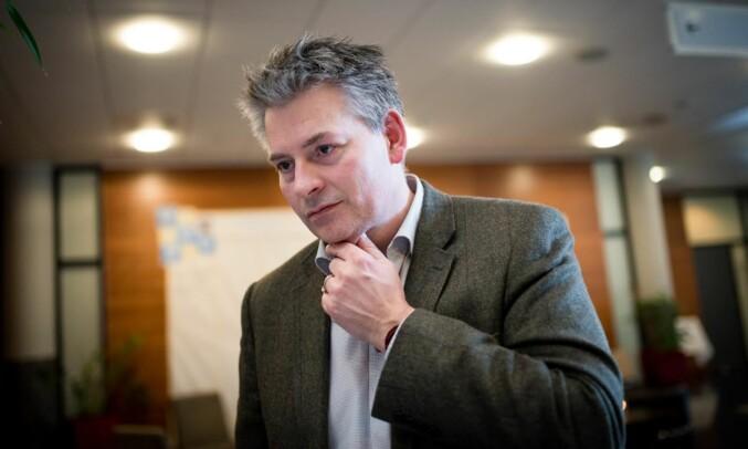 Tidligere statssekretær i Kunnskapsdepartementet, Bjørn Haugstad.