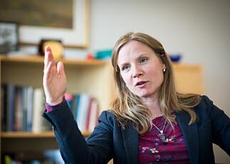 Tveit kan bli ny leder for universitet og høgskoler