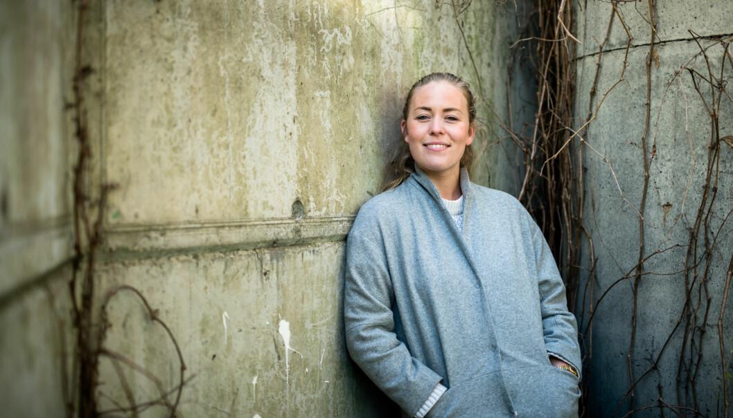Therese Eia Lerøen har fått med seg et kompetent arbeidsutvalg og lover og kjempe for kvalitet i alleledd. Foto: Skjalg Bøhmer Vold
