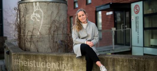 HiOA-Therese innstilt til leder av Norsk studentorganisasjon