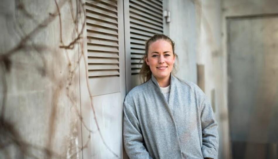 Jeg kom fortere i gang det andre året, sier Therese Eia Lerøen, som satt to år i arbeidsutvalget for NSO, det ene av dem som leder. Foto: Skjalg Bøhmer Vold