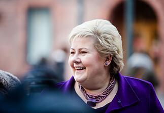 Solberg mener Sandberg har oppklart forskningsdebatt
