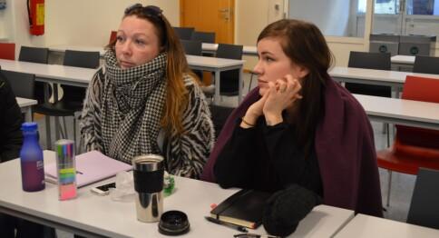 Lover å fikse varme for studenter på sosialfag