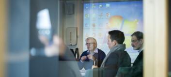 Nye ansatte klare for nye fakultetsråd