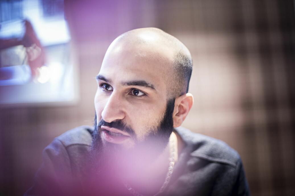 Nylig startet «Thee Yezen» Al Obaide gruppen Islamophobia Awareness Norway. Foto: Cicilie S.Andersen