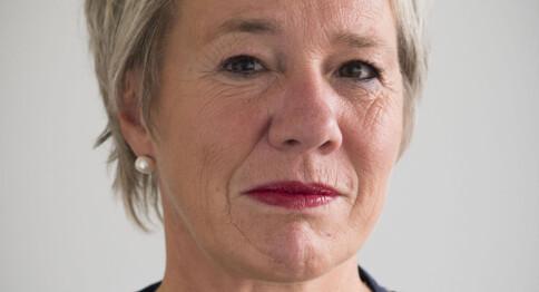 Benkeforslag ga kvinnelig nestleder