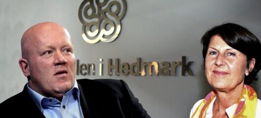 Rektorbråk ved Høgskolen i Hedmark