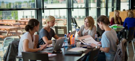 Å gi studenter reell innflytelse over utdanningen sin har en egenverdi
