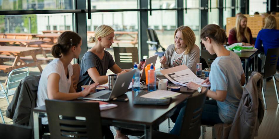 Tverrvitenskap handler like mye om prosess som innhold, mener innleggsforfatterne. Foto: Skjalg Bøhmer Vold