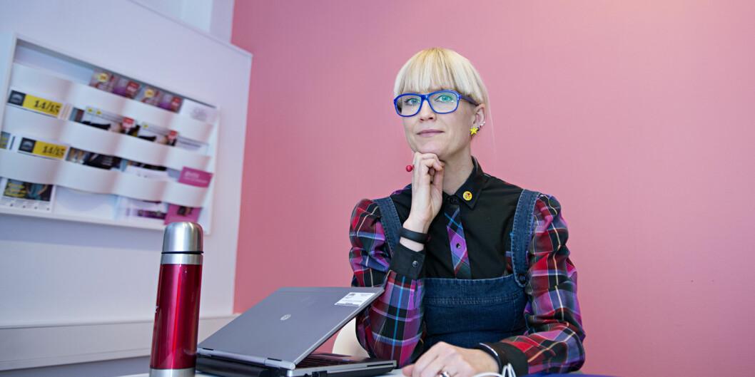 Trine Juhl Sørensen er rådgiver på Karrieresenteret på Høgskolen i Oslo ogAkershus.