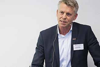 Kristian Bogen, viserektor USN.