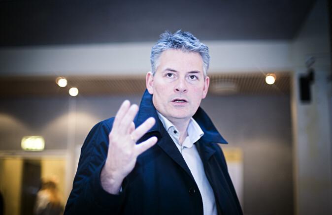 — Vi mener at TTO-ene er et godt virkemiddel som kan skaleres opp, sier Bjørn Haugstad (H). Foto: Skjalg Bøhmer Vold