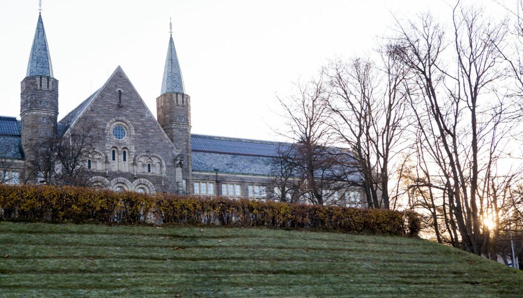 Universitetet NTNU i Trondheim kan bli dobbelt så stort som landets største høgskole,HiOA. Foto: Wanda Nathalie Nordstrøm