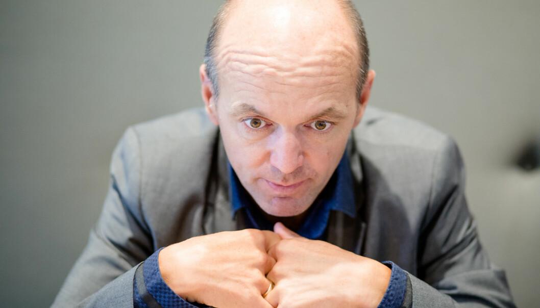 — Du kan godt kalle forslaget vårt en desentralisering av makt, sier ass.dir i NIFU, KyrreLekve. Foto: Eskil Wie