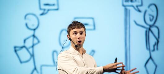Lærer utenlandsstudenter å knekke bli norsk-koden