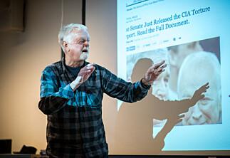 Etiske utfordringer for forfatter av boken om politivold i Bergen