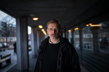 Dekan Petter Øyan. Foto: Skjalg Bøhmer Vold
