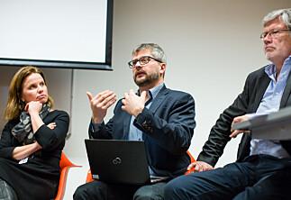 Skaper debatt og dialog om bistand