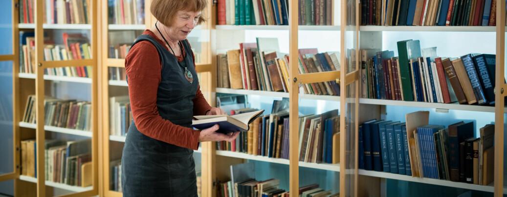 Vitenskapelige tekster har blitt lesbare for større målgrupper innenfor profesjonsfeltet, skriver kronikkforfatterne. Illustrasjonsfoto: Skjalg Bøhmer Vold