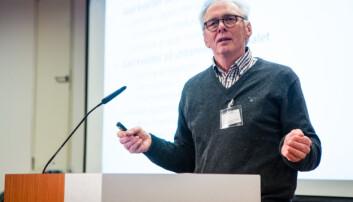 Styreleder Rune Nilsen foreslås for en ny periode i styret ved Universitetet i Sørøst-Norge. Foto: Wanda N. Nordstrøm