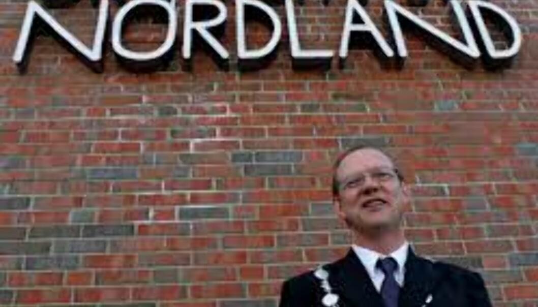 Nåværende rektor ved Universitetet i Nordland, Pål Pedersen slutter 1.januar. Fristen for å søke stillingen er utvidet med to uker. Foto:UiN.no