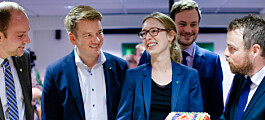Tidligere studentledere gjør opp status når Norsk studentorganisasjon fyller 10