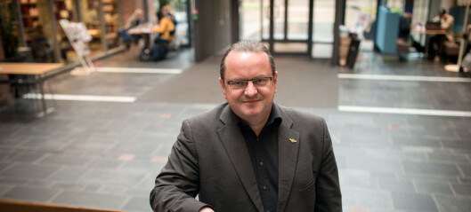 Krumsvik ny rektor på Kristiania
