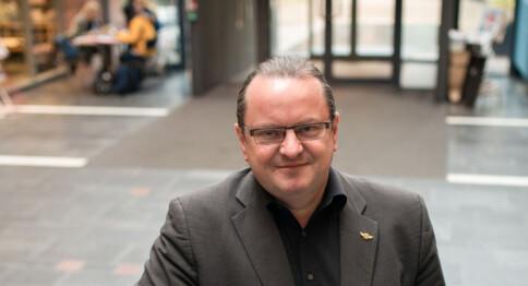 Krumsvik på Kristiania: Vi har perfekt match med Moser på VID
