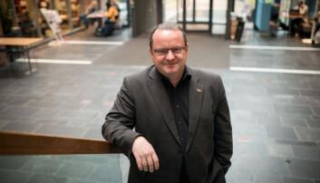 Arne Krumsvik. Rektor Høyskolen Kristiania