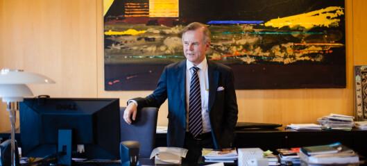 Topptungt utvalg går for tilsatt rektor ved Universitetet i Oslo