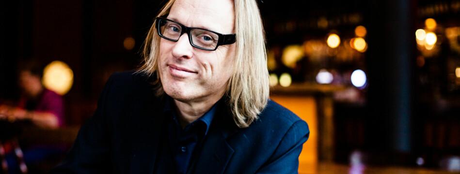 Prorektor Morten Irgens ved OsloMet har tatt initiativ til et norsk opprop mot drapsroboter. Kampanjen lanseres 18.juni. Foto: Wanda Nathalie Nordstrøm