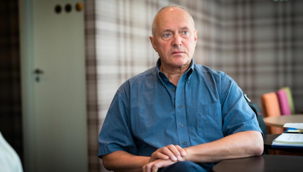 Hovedtillitsvalgt i Forskerforbundet på Høgskolen i Oslo og Akershus, Morten Kielland, er forskrekket over idéen om å flytte all lærerutdanning tilKjeller/Lillestrøm.
