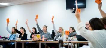 Enstemmig ja til ny vri for å bedre studentdemokratiet