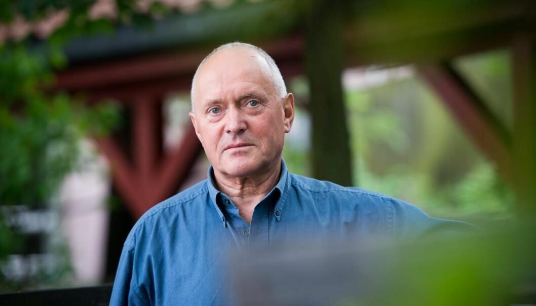 Hovedtilltisvalgt Morten Kielland i Forskerforbundet sier at det ikke var noen motforestillinger mot krav om uravstemning på deresmedlemsmøte.