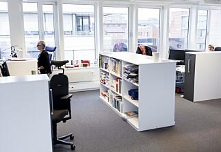 Keiserens nye kontorplass